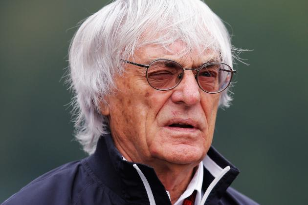 Formula One News: Bernie Ecclestone Addresses Michelin Return Talk