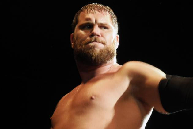 WWE: Curtis Axel's Days as Intercontinental Champion Are Numbered