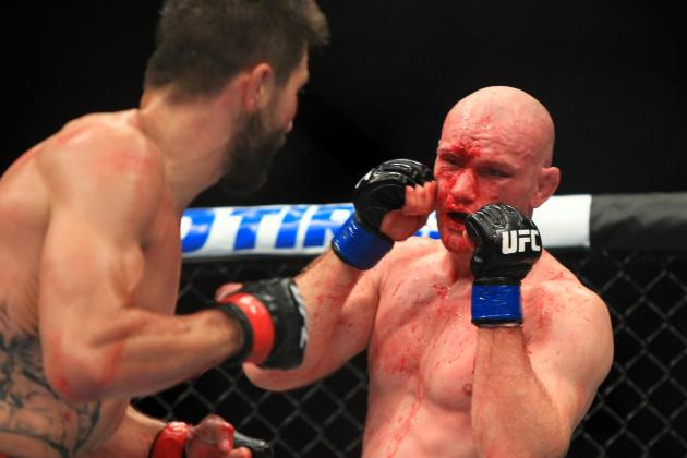 Martin Kampmann vs Carlos Condit: The Dangers of Loading Up