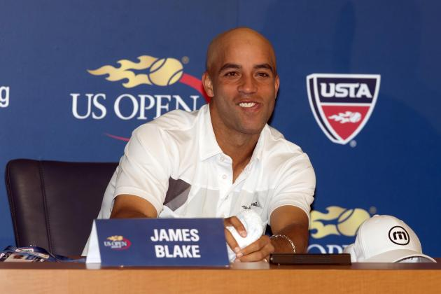 James Blake Retires Following Stellar Career Despite No Grand Slam Titles