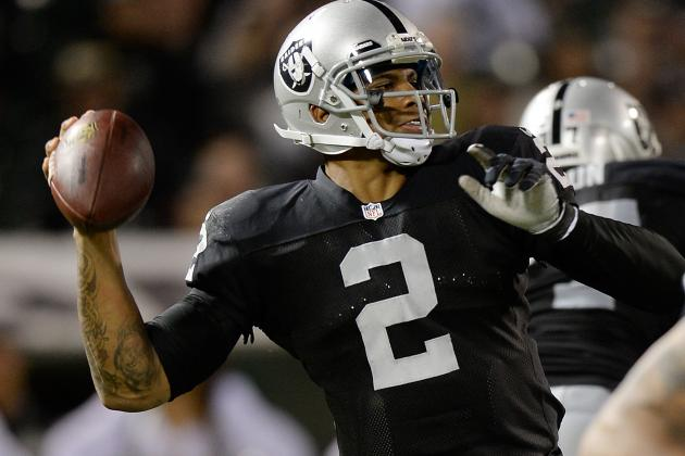 Raiders Offense Can Cater to Pryor