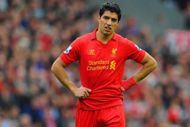 How Liverpool Will Defeat Manchester United with and Without Luis Suarez
