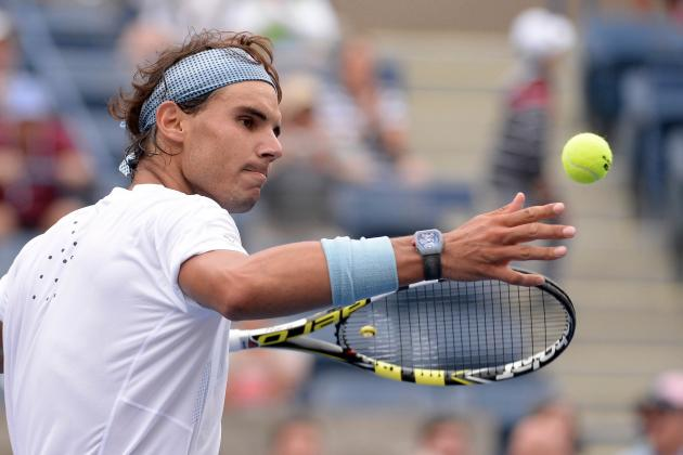 Rafael Nadal's Recent Unexpected Dominance Guarantees 2013 US Open Victory
