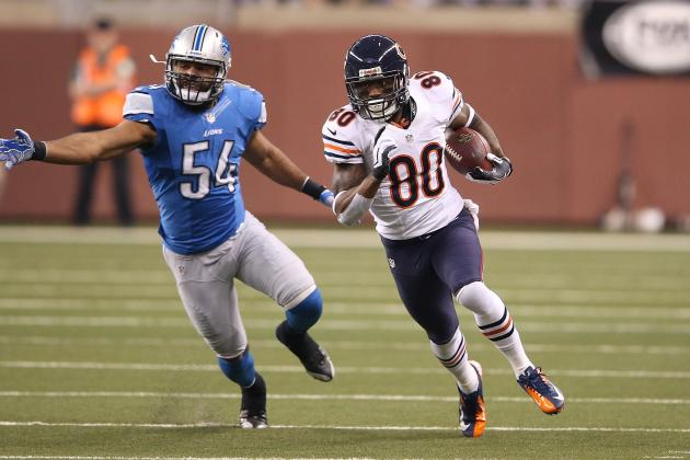 Earl Bennett Reportedly on Chicago Bears' Trade Block