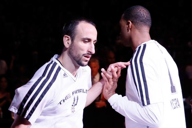Strategic Changes San Antonio Spurs Must Make in 2013-14