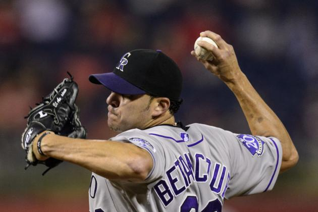 Rockies Skipper Not Counting Out Betancourt