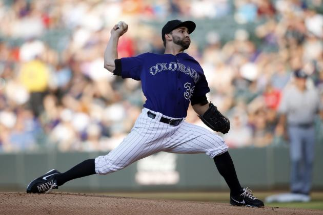 Chatwood May Return to Rotation This Weekend
