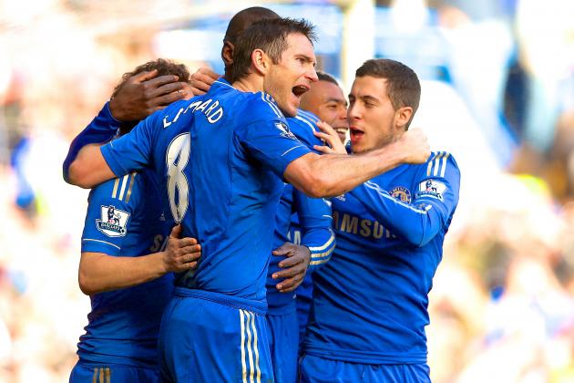 Chelsea Transfer News: Latest Updates on Juan Mata, Samuel Eto'o and Demba Ba