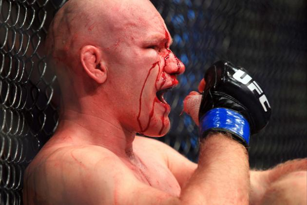 Martin Kampmann vs. Carlos Condit: What Went Wrong for Kampmann