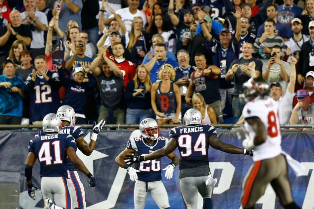 Patriots Deploy Stadium Wi-Fi to Compete with the Comforts of Home