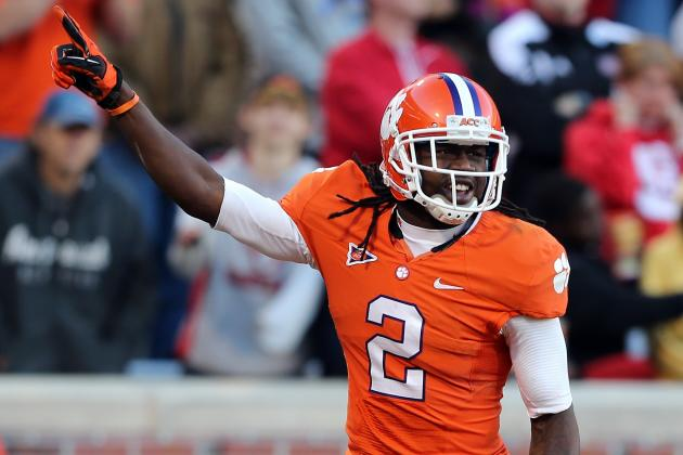 Clemson's Watkins out for Redemption This Season