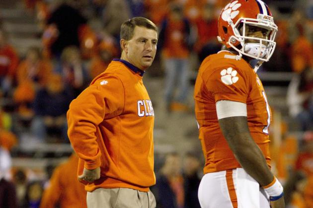 Swinney: Just an Opener for Ranked Tigers