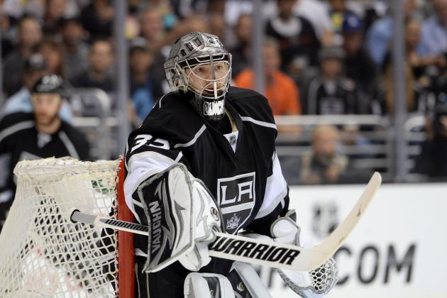 How Jonathan Quick Can Elevate His Game and Make Los Angeles Kings Even Better