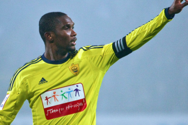 Samuel Eto'o to Chelsea: Blues Sign Anzhi Makhachkala Star