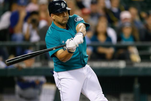 Mariners Won't Be Trading Kendrys Morales