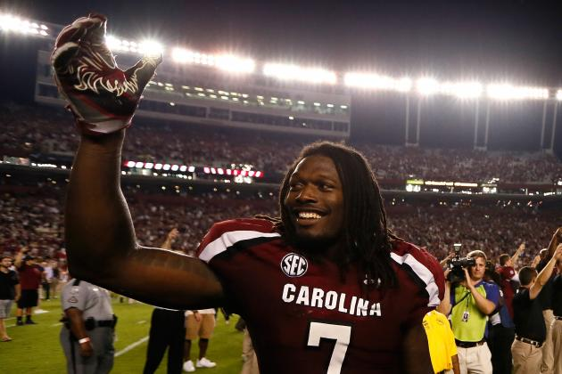 South Carolina Gamecocks: Jadeveon Clowney Set to Launch Heisman Campaign