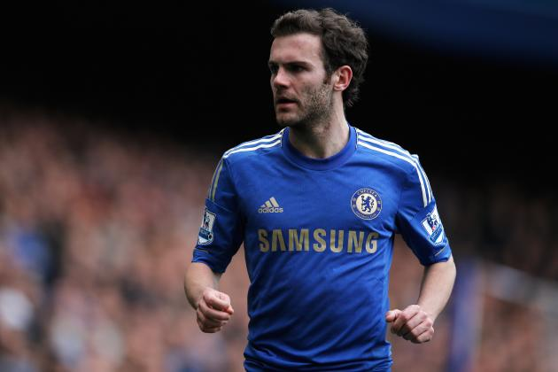 Chelsea Transfer News: Juan Mata Speculation Should Be Put to Bed for Summer