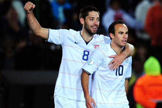 Clint Dempsey May Be the Rarer Breed, but Landon Donovan Is the Better Player