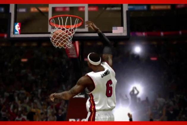 NBA 2K14: Breaking Down Notable Elements from Official Trailer