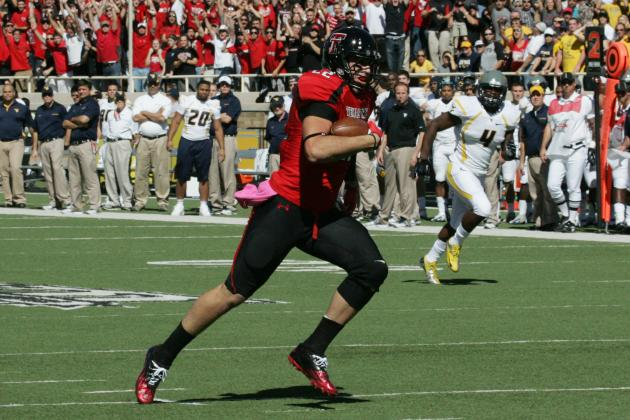 Texas Tech's Kliff Kingsbury Steps on Big Stage, but Who Steps Up on Offense?