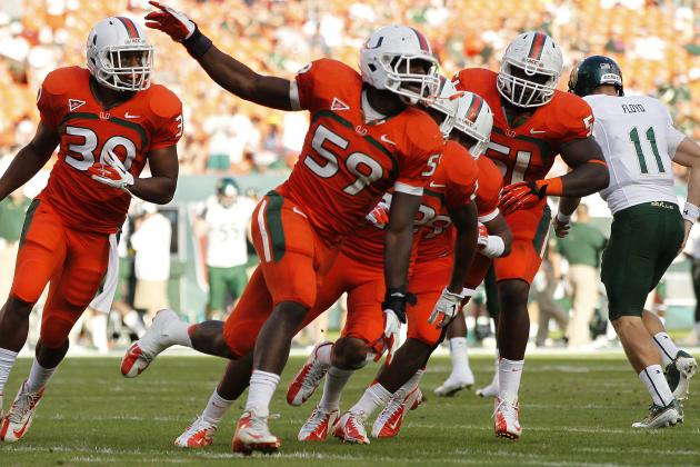 Florida Atlantic vs. Miami (FL): TV Info, Spread, Injury Updates and Game Time