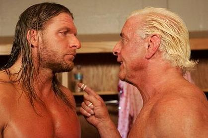 Ric Flair: Why He Is the Best Wrestler to Lead a Faction Versus The Corporation