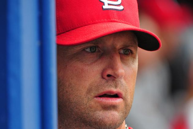 "Mike Matheny Is ""Increasingly and Bizarrely Petulant"""
