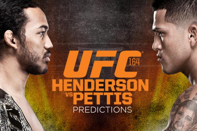UFC 164: Henderson vs. Pettis Predictions You Can Take to the Bank
