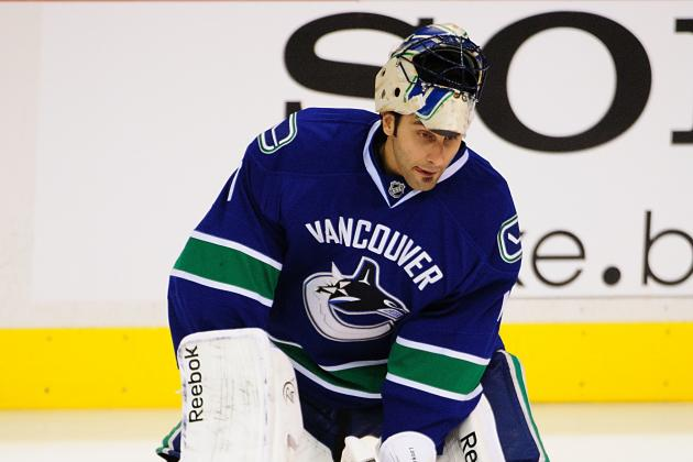 Five 2013-14 Survival Tips for Roberto Luongo