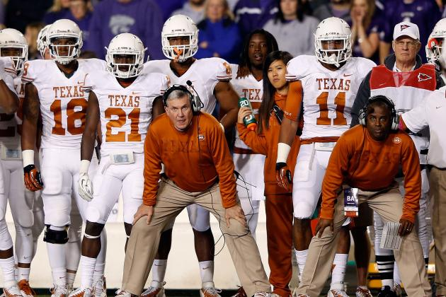 Texas Coach Mack Brown's Take on Deregulating Camp Rules Is Wishful Thinking