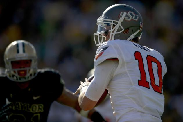 Why Clint Chelf Is OSU'S Most Important Player in '13