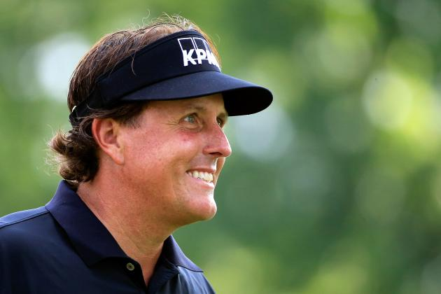 What Winning the 2013 FedEx Cup Would Mean for Phil Mickelson's Legacy