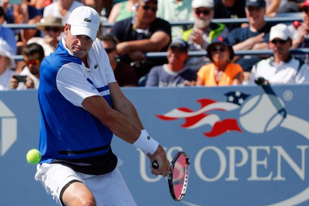 John Isner: Biggest Test of Career Comes in US Open Match Against Gael Monfils