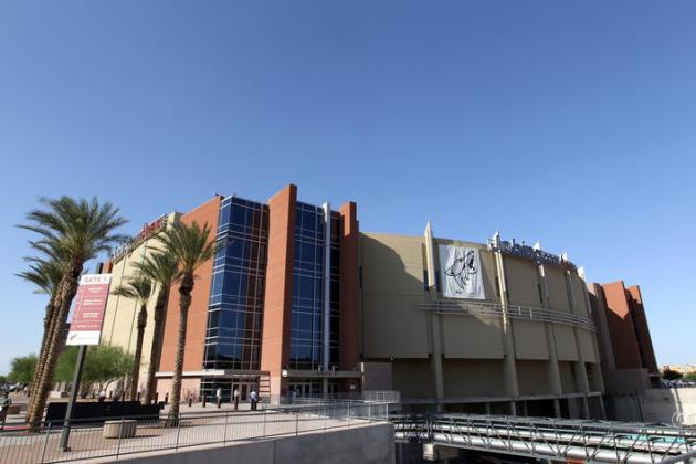 New Parking Fees at Arena for Coyotes Games