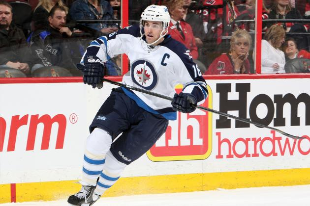 Why Winnipeg Jets' Captain Andrew Ladd Would Be a Major Asset for Team Canada