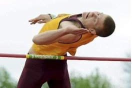 Minnesota Guard Wins High-Jump Gold at Pan-American Games