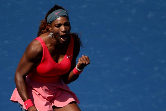 Serena Williams vs. Galina Voskoboeva: Score and Recap from 2013 US Open
