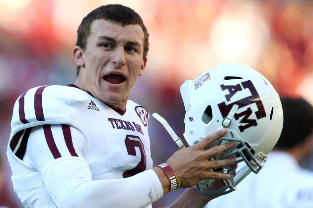 Ramifications of Johnny Manziel's Odd Suspension by NCAA