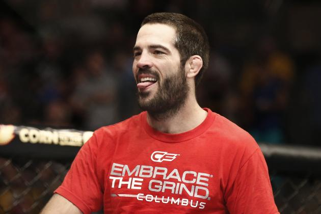 Dana White: Matt Brown Has His Next Fight Booked but It Won't Be Carlos Condit