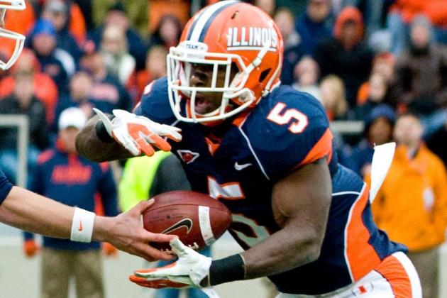 Cubit, Young Are Coming Together to Rebuild Illini Offense