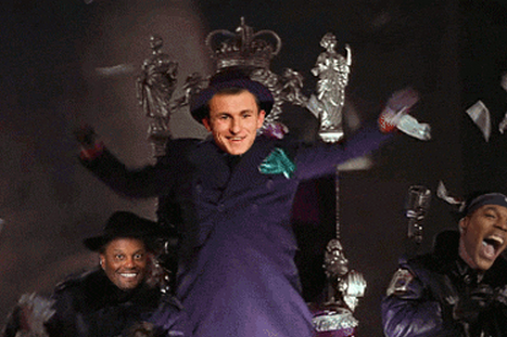 Johnny Manziel: Suspension GIF Parodies