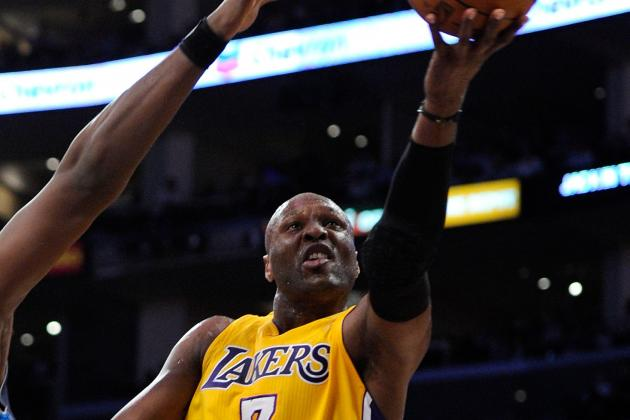 Lakers Rumors: Did Mitch Kupchak Offer Odom a Roster Spot?