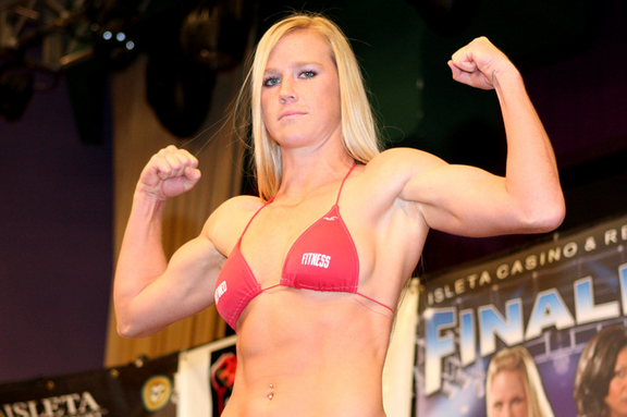 Ex-Boxing Champ Holly Holm Joins Legacy FC 24 Lineup
