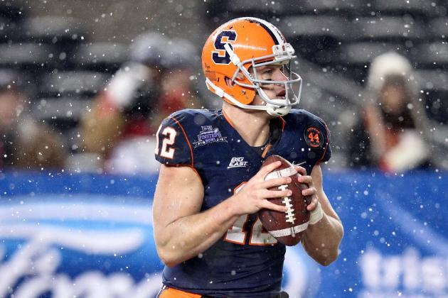 Nassib Bowl 2013: Cousins to Collide When Syracuse, PSU Meet on Saturday