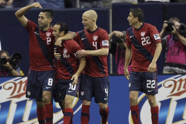 Klinsmann Names 23-Man Roster