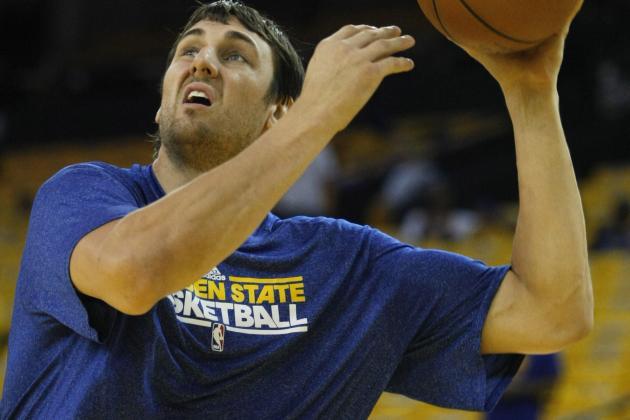 Warriors to Treat Bogut 'Like He Is 100 Percent Healthy'