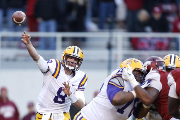 Mettenberger 'Stoked' About Online Class