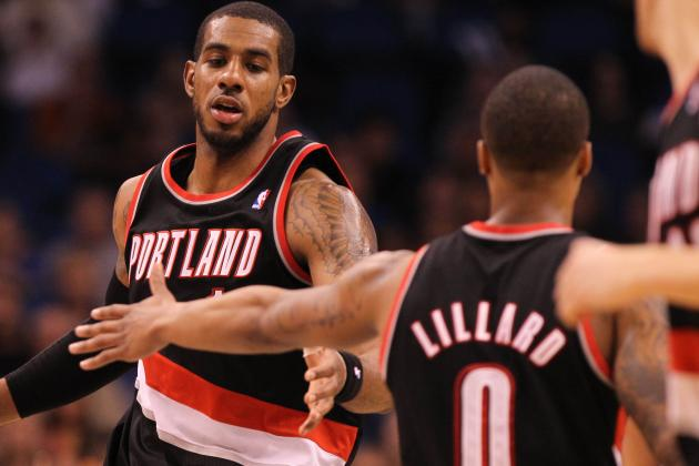 Trail Blazers Ranked No. 8 in the Western Conference by Sporting News