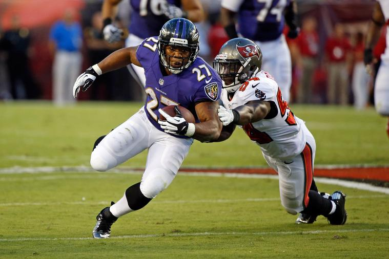 Why Aren't the Baltimore Ravens Running the Ball Well in the Preseason?
