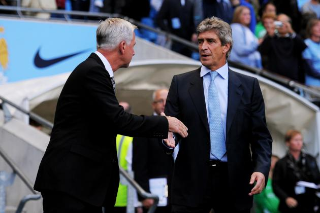 Manchester City Transfers: Moves Manuel Pellegrini Should Make Before Deadline